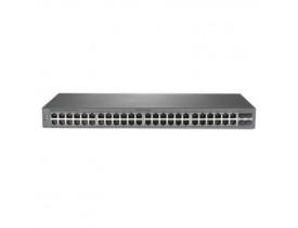 SWITCH 48 PORTAS 1820-48G J9981A 10/100/1000 + 4P SFP GERENCIAVEL HP - 1