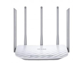 ROTEADOR WIRELESS 1350MBPS 10/100 DUAL BAND ARCHER C60 AC1350 TP-LINK (5 ANTENAS) CE - 1