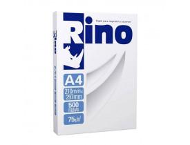 PAPEL A4 BRANCO 210X297 500FLS RIN075CA4 RINO - 1