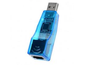 CONVERSOR USB X RJ45 10/100MBPS - 1