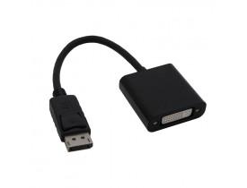 CONVERSOR HDMI F X DVI M BR CABOS - 1