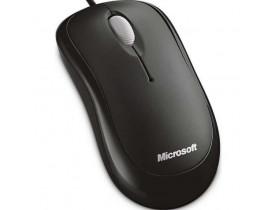 MOUSE USB OPTICO BASIC PRETO P58-00061 MICROSOFT - 1