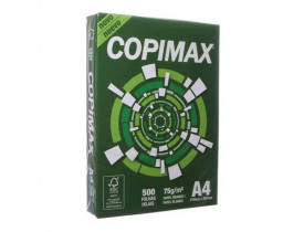 PAPEL** A4 BRANCO 75G 210X297 COPIMAX - 1