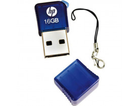 PENDRIVE 16GB P-FD16GHP165-GE USB 2.0 V165W AZUL HP - 1