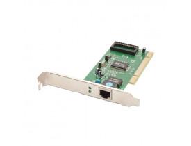PLACA REDE PCI GIGA 10/100/1000 - 6819-7 MAXPRINT - 1