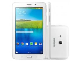 TABLET GALAXY TAB E 7.0 3G 8GB SM-T116 BRANCO SAMSUNG - 1