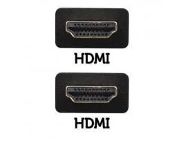 CABO HDMI X HDMI COM FILTRO 1.4V CUBI LIVA BRIX 1,80M PRETO ULTRATOP - 1