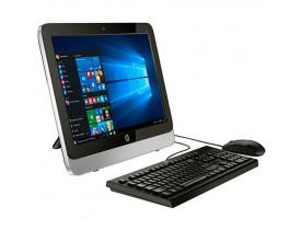 """COMPUTADOR AIO 18-5600BR AMD E1-6010 DUAL CORE 4GB 500GB 18,5"""" USB/CAM/LEITOR CARTÃO/WIN 10 HOME HP - 1"""