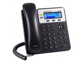 TELEFONE IP VOIP GXP1625 COM 02 LINHAS E POE GRANDSTREAM - 1
