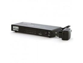 DISTRIBUIDOR HDMI SPLITTER 1 X 8 SAIDAS BR CABOS - 1