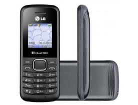 CELULAR DUAL CHIP B220 DESBLOQUEADO RADIO FM PRETO LG - 1