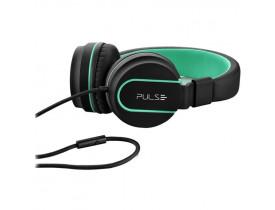 HEADPHONE FUN PRETO/VERDE PH159 PULSE - 1