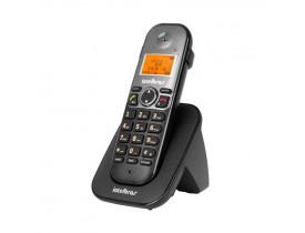 TELEFONE SEM FIO + RAMAL PRETO TS5122 INTELBRAS - 1
