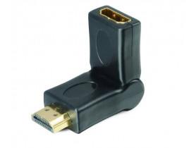 ADAPTADOR ANGULAR HDMI AK-CBHD04-BK AKASA - 1
