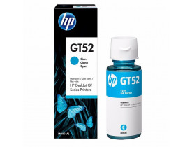 REFIL TINTA GT52 70ML CIANO M0H54AL (COMPATIVEL COM HP GT5822) HP - 1