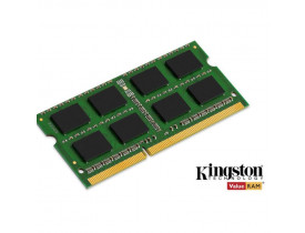MEMORIA 8GB DDR3 1600MHZ CL11 PARA NOTEBOOK LOW VOLTAGE 1.35V SO-DIMM KVR16LS11/8 KINGSTON - 1