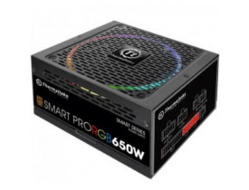 FONTE ATX 850W REAL TT SMART PRO FULLY MOD 80+BRONZE PS-SPR-0850FPCBUS-R THERMALTAKE - 1