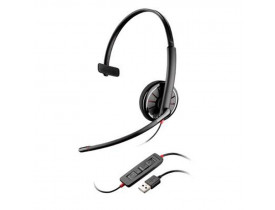 HEADSET BLACKWIRE USB MONOAURICULAR  PLANTRONIC - 1
