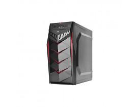 GABINETE ATX GAMER SEM FONTE COM SUPORTE PARA SSD 2,5 MT-G70 BK C3TECH - 1