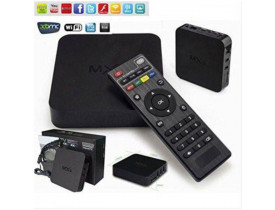 SMART TV BOX ANDROID 6.0 QUAD CORE 4K ULTRA HD AD0274 NETFLIX YOUTUBE MXQ - 1