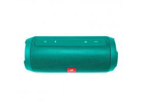 CAIXA SOM BLUETOOTH VERDE PURE SOUND 15W RMS USB/SD/AUX/FM SP-B150GR C3TECH - 1
