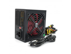FONTE ATX 650W REAL C/CABO FNT-650W HOOPSON - 1