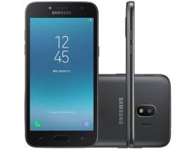 """SMARTPHONE** GALAXY J2 PRO DUOS 4G TELA 5"""" CAM 8MP QUADCORE 1.4 GHZ 16GB PRETO SAMSUNG - 1"""