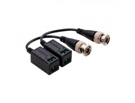 BALUN CONVERSOR PASSIVO DE VIDEO XBP 400 HD INTELBRAS - 1