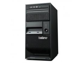 SERVIDOR* TS150 THINKSERVER E3-1225 V5 QUAD CORE 3.3GHZ 8GB  2X4TB SATA 7.2K 6GB/S 70UBA008BN LENOVO - 1