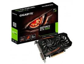 PLACA DE VIDEO PCI-EX 2GB DDR5 OC GTX1050 C/HDMI/DVI-D 128BITS GV-N1050OC-2GD GIGABYTE - 1
