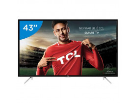 "TV 43"" SMART HD C/CONV DIGITAL/HDMI/USB LE43S5970 PRETA  AOC - 1"