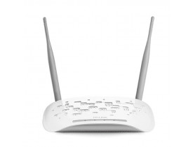 ACCESS POINT WIRELESS N300MBPS TL-WA801ND TP-LINK (2 ANTENAS) - 1