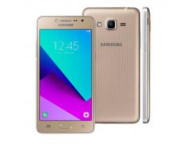 """SMARTPHONE GALAXY J2 PRIME TV DUOS 4G TELA 5"""" CAM 8MP QUADCORE 1.4 GHZ 16GB DOURADO SAMSUNG - 1"""