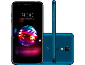 SMARTPHONE**K11+ PLUS  X410 OCTA CORE ANDROID 7.0 TELA 5.3 32GB 13MP 4G DUAL CHIP AZUL LG - 1