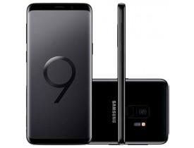 """SMARTPHONE GALAXY S9 SM-G9600 TELA 5.8"""" CAM 12MP OCTA CORE 2.8HZ 128GB 4GB PRETO SAMSUNG - 1"""