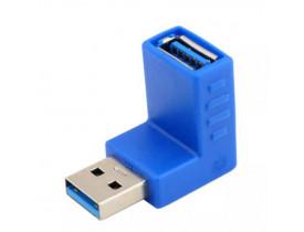 ADAPTADOR USB 3.0 FEMEA X DOIS USB MACHO - 1