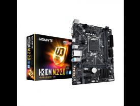 PLACA MAE LGA1151 INTEL H310M-M2 DDR4 2666 VGA/HDMI COFFEE LAKE 8ª/9º GER GIGABYTE - 1