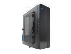 COMPUTADOR BLANC D1800 DUAL CORE J1800 4GB DDR3 SSD 120GB 1X SERIAL VESA LINUX 141R 1S VISAGE - 1