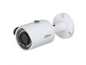CAMERA* DE MONITORAMENTO IP FIXA BULLET 2MP FULL HD DH-IPC-HFW1230SN-0360B-S2 DAHUA - 1