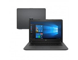 "NOTEBOOK HP CM 246 G6 14"" LED CORE I3-6006U 4GB DDR4 500GB WIN 10 HOME 5DZ54LA#AC4 HP - 1"