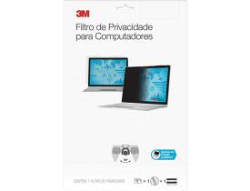 """FILTRO DE PRIVACIDADE P/NOTEBOOK OU MONITOR 14"""" W 3M - 1"""