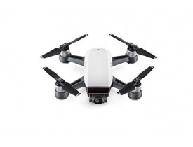 DRONE SPARK FLY MORE COMBO  WHITE ALPINE - 1