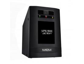 NOBREAK 1500VA UPS1500 ACTION 3.1 BIV/115V 3-UPS0230 MCM - 1