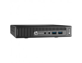 COMPUTADOR ELITEDESK MINI  705 G3 AMD DM A6-9500E 4GB DDR4-2133 SDRAM HD 500GB  WIN 10 HOME HP - 1