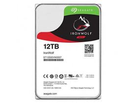 """HD 12TB SATA 3,5"""" 7200RPM 128MB ENTERPRISE NAS SERVIDOR ST12000VN0007 SEAGATE - 1"""
