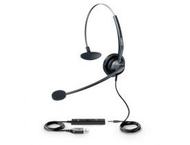 HEADSET MONOAURICULAR C/MICROFONE YHS33 USB YEALINK - 1