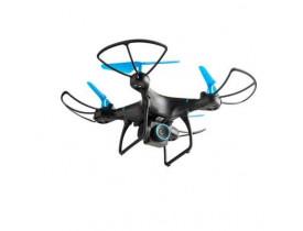 DRONE BIRD CAMERA C/CONTROLE REMOTO PRETO/AZUL ES255 MULTILASER - 1