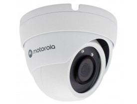 CAMERA DE MONITORAMENTO IP DOME H.265, LENTE 3.6MM, 3 ANALÍTICOS / HD MTIDM022601 POE MOTOROLA - 1