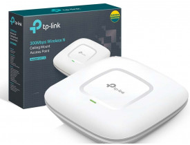 ACCESS POINT WIRELESS 300MBPS EAP115  TP-LINK - 1
