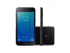 "SMARTPHONE** GALAXY J2 CORE J260M 16GB DUAL 4G TELA 5"" CAM 8MP QUADCORE 1.4GHZ PRETO SAMSUNG - 1"